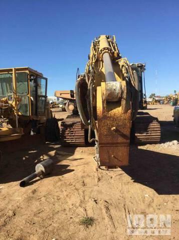 2007 Cat 345C L Track Excavator, Hydraulic Excavator