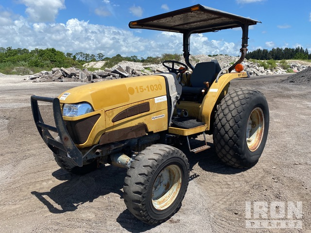 2006 Challenger MT295B 4WD Tractor, MFWD Tractor