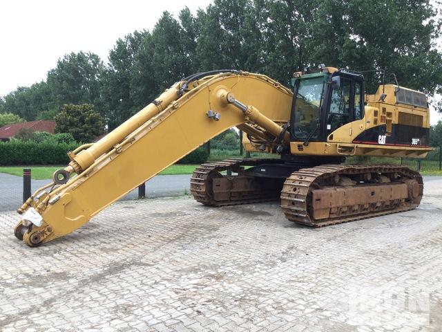 2006 Cat 365C Track Excavator, Hydraulic Excavator