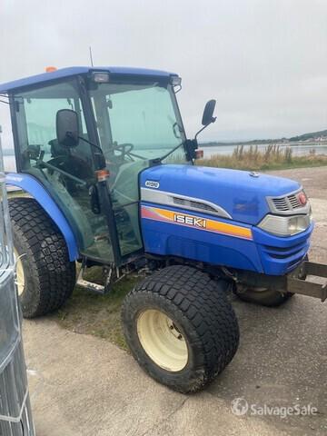 2011 Iseki TG5470 Tractor. Reg: MK63 YHW (UK), Utility Tractor