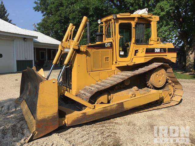 1998 Cat D6R XL Crawler Dozer, Crawler Tractor