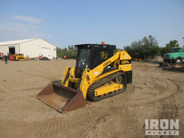 2019 Gehl RT255 Two-Speed High Flow Compact Track Loader, Compact Track Loader