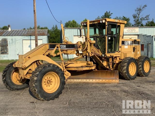 1997 Cat 135H Motor Grader, Motor Grader