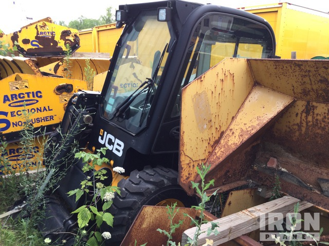 2015 (unverified) JCB 260 Two-Speed High Flow Skid Steer Loader, Parts/Stationary Construction-Other