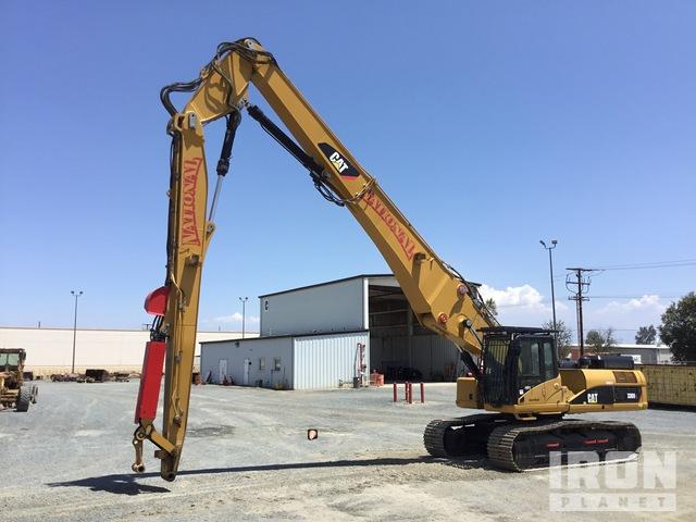 2009 Cat 330DL Long Reach Excavator, Hydraulic Excavator