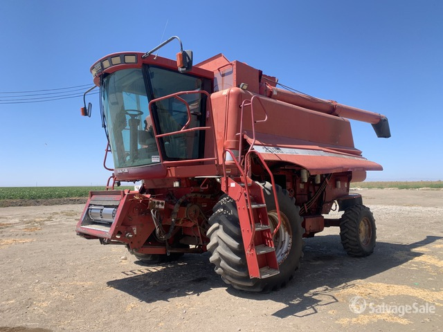 Case IH 2388 Combine, Parts/Stationary Construction-Other