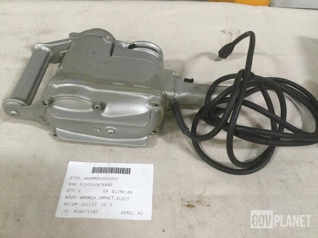 (3) Ingersol Rand 8056G1 Impactools, Hand Tools