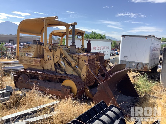 1981 Cat 955L Crawler Loader (Inoperable), Parts/Stationary Construction-Other