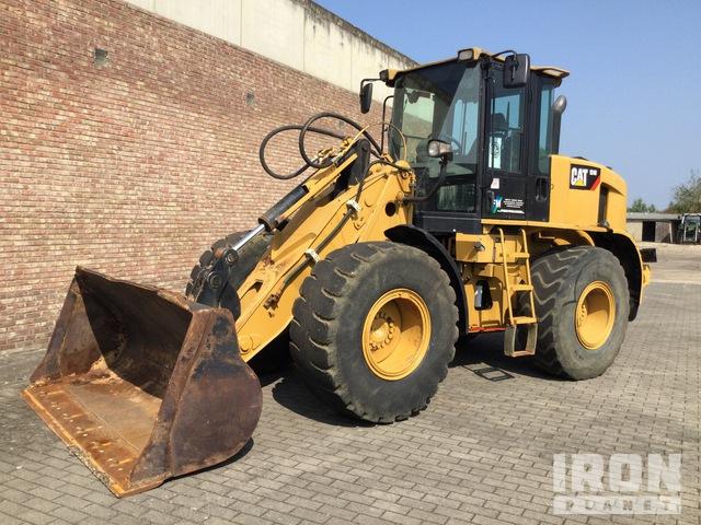 2011 Cat 924H Wheel Loader, Wheel Loader