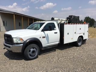 Service-/nyttelastebiler