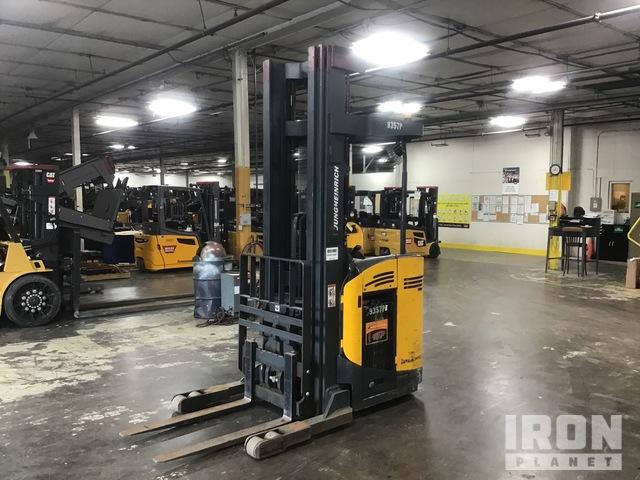 2013 (unverified) Jungheinrich ETR345-36V 4500 lb Electric Forklift, Electric Forklift