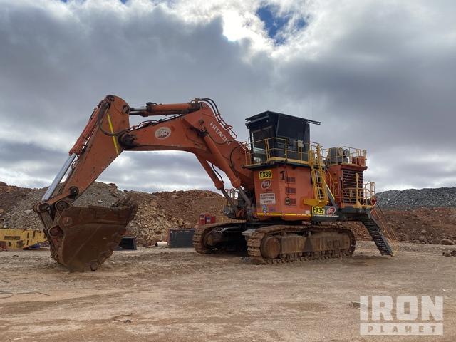 2012 Hitachi EX1900-6BE Track Excavator, Hydraulic Excavator