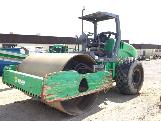 2012 Hamm 3410 Vibratory Single Drum Compactor, Parts/Stationary Construction-Other