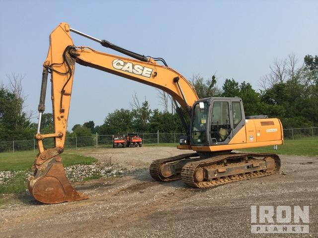 2012 Case CX210B Track Excavator, Hydraulic Excavator