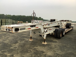 Construction and Machinery Trailers