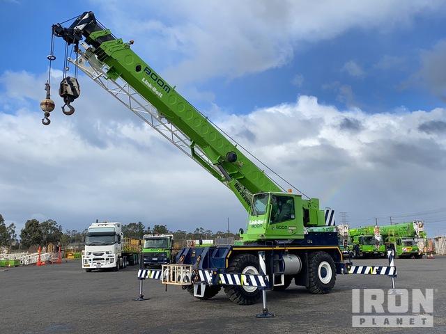2012 Link-Belt RTC8030 II 30 ton 4x4x4 Rough Terrain Crane, Rough Terrain Crane