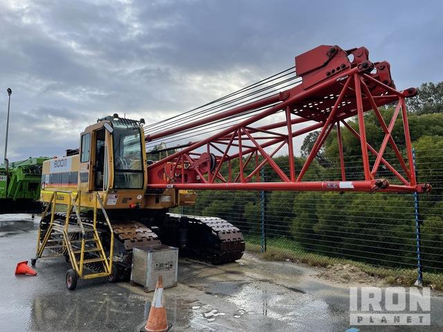 2007 Sany SCC800C 80 ton Lattice-Boom Crawler Crane, Crawler Crane
