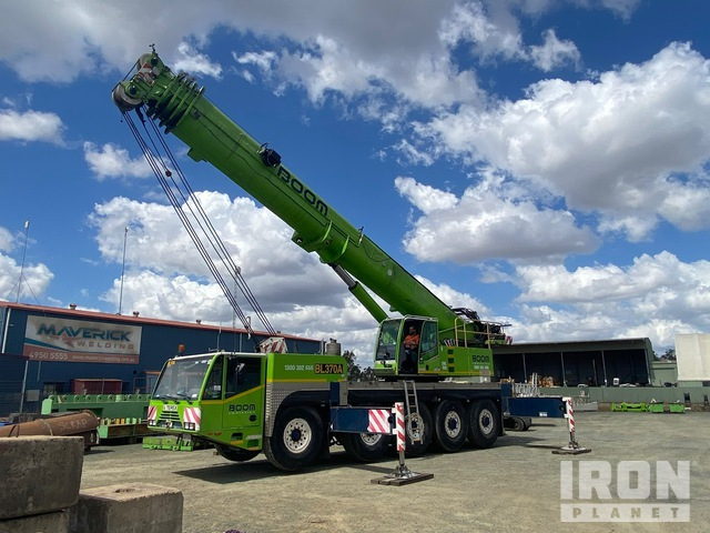 2005 Terex-Demag AC100 100 ton 10x6x8 All Terrain Crane, All Terrain Crane