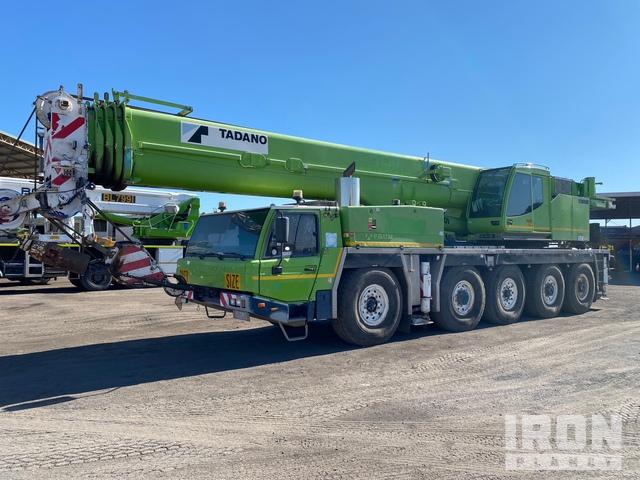 2006 Tadano ATF110G-5 110 ton 10x6x8 All Terrain Crane, All Terrain Crane