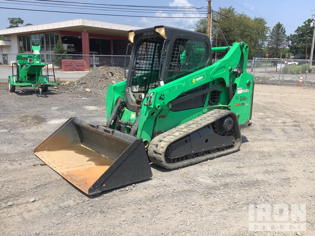 2015 (unverified) Bobcat T590 Compact Track Loader, Compact Track Loader