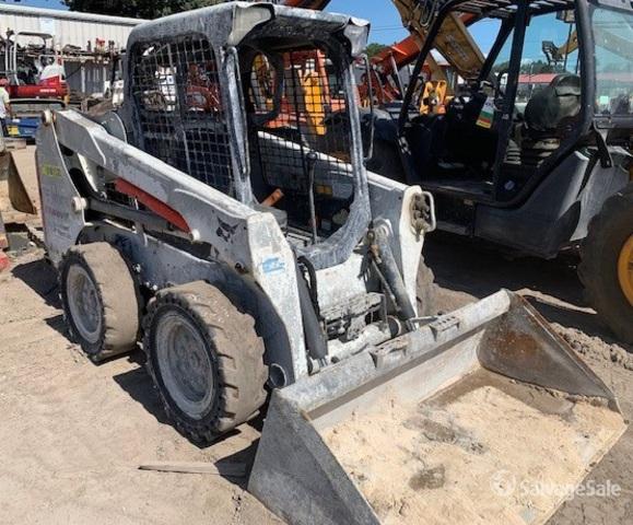 2013 Bobcat S630 Skid Steer Loader, Skid Steer Loader