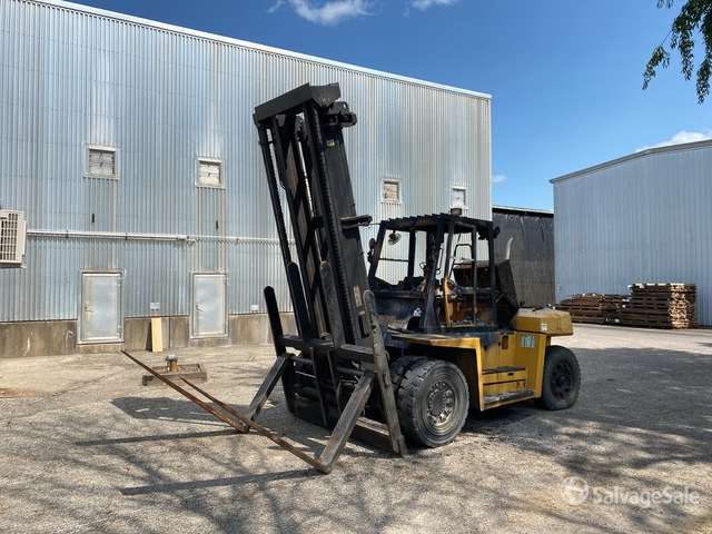 Cat 3P115 Pneumatic Tire Forklift, Parts/Stationary Construction-Other