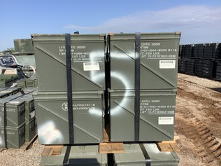 Ammo Cans