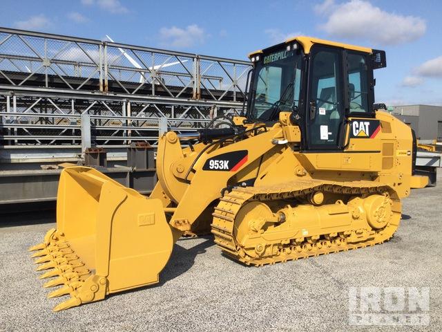 2017 Cat 953K Crawler Loader, Crawler Loader