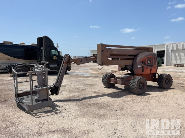 2014 JLG 450AJ 2WD Diesel Articulating Boom Lift, Parts/Stationary Construction-Other