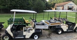 Wózki golfowe