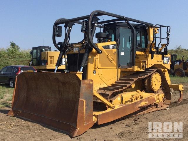 2017 (unverified) Cat D6T XL Crawler Dozer, Crawler Tractor