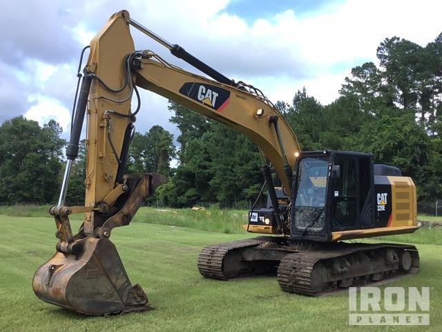 2012 Cat 320E L Track Excavator, Hydraulic Excavator