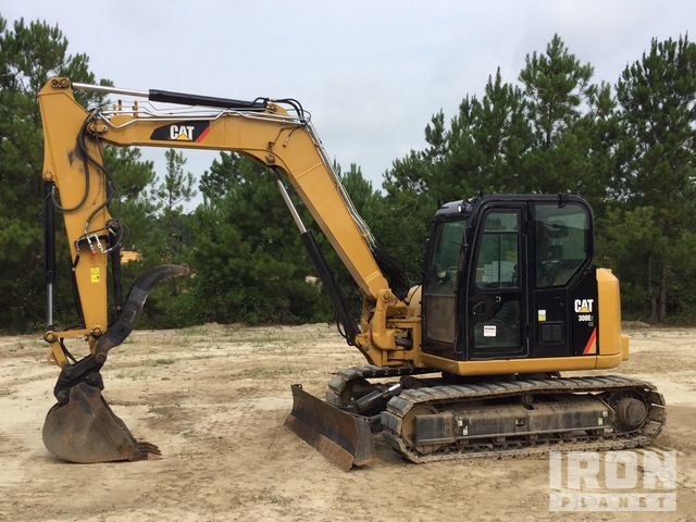 2019 Cat 308E2 CR Mini Excavator, Mini Excavator (1 - 4.9 Tons)