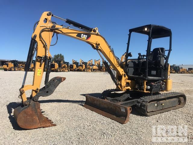 2019 Cat 303.5E2 CR Mini Excavator, Mini Excavator (1 - 4.9 Tons)