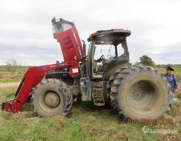 2013 Case IH Puma 145 4WD Tractor, MFWD Tractor