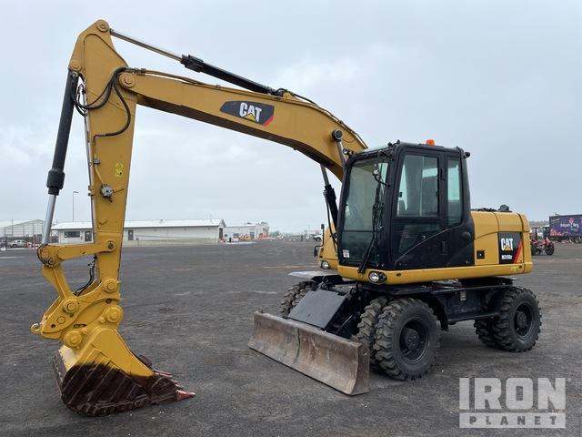 2016 Cat M315D2 Wheel Excavator, Mobile Excavator