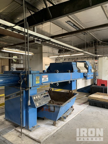 Filter Press, Industrial Plant Equipment - Other