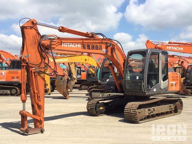 2012 年 Hitachi ZX120-3 Track Excavator, Hydraulic Excavator