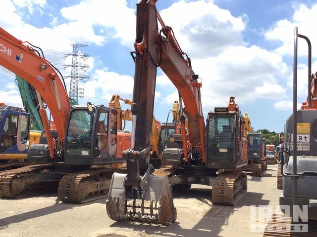 2012 年 Hitachi ZX200-3 Track Excavator, Hydraulic Excavator