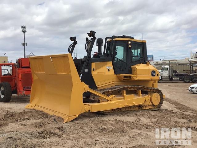 2012 (unverified) John Deere 950J Crawler Dozer, Crawler Tractor