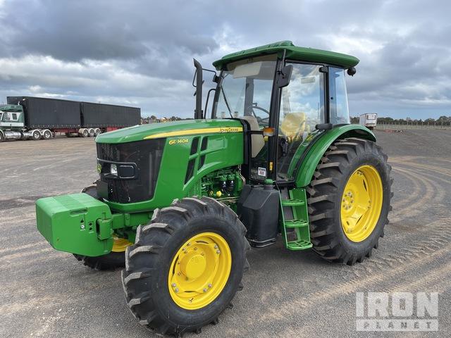 2021 John Deere 6E-1404 4WD Tractor (Unused), MFWD Tractor