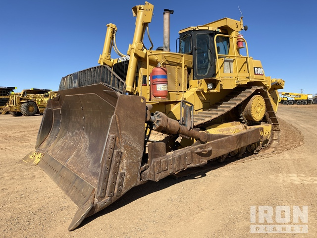 1998 Cat D10R Crawler Dozer, Crawler Tractor