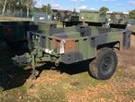 2009 Silver Eagle M1101 Cargo Trailer