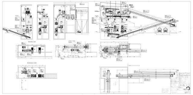 Sandvik Gravel Processing Plant (Unused), Material Classifier