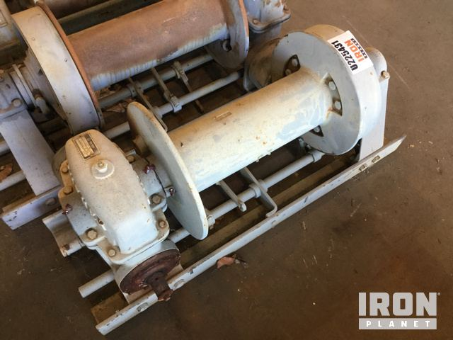 Tulsa RN30WH-RF0 30,000 lb  Winch in Marshall, Texas, United States
