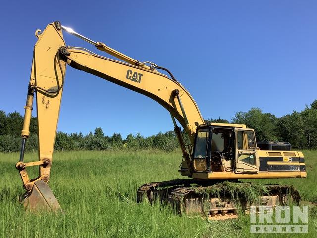 1995 Cat 330L Track Excavator, Hydraulic Excavator