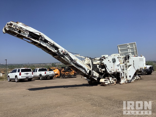 2012 Roadtec RX600E Tracked Cold Planer, Cold Planer