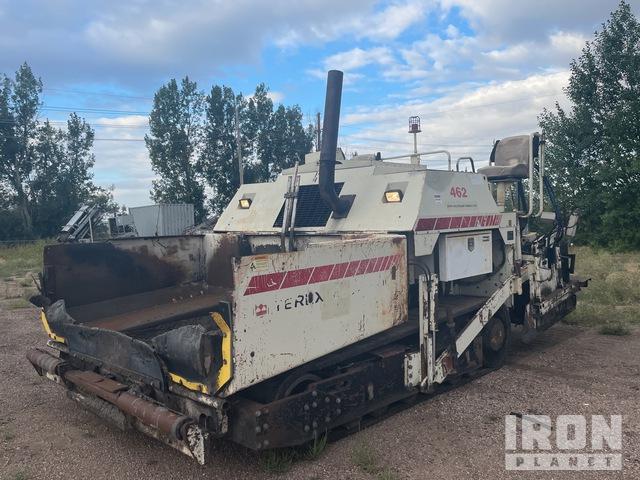 Terex-Cedarapids CR462 Track Asphalt Paver, Asphalt Paver