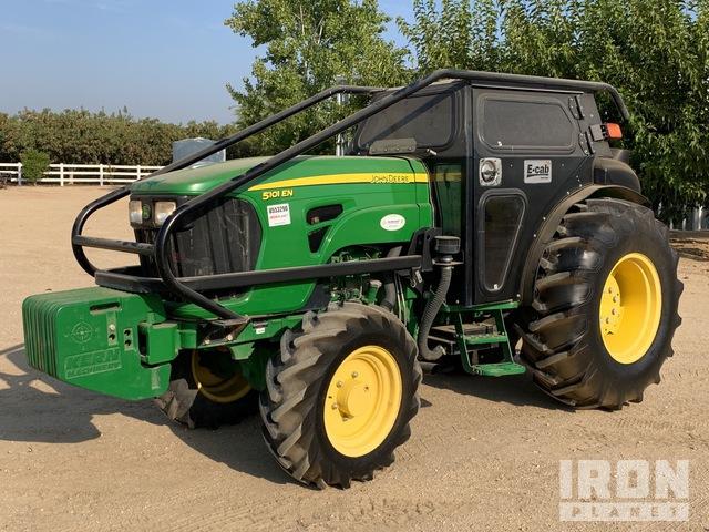 2012 John Deere 5101EN 4WD Tractor, MFWD Tractor