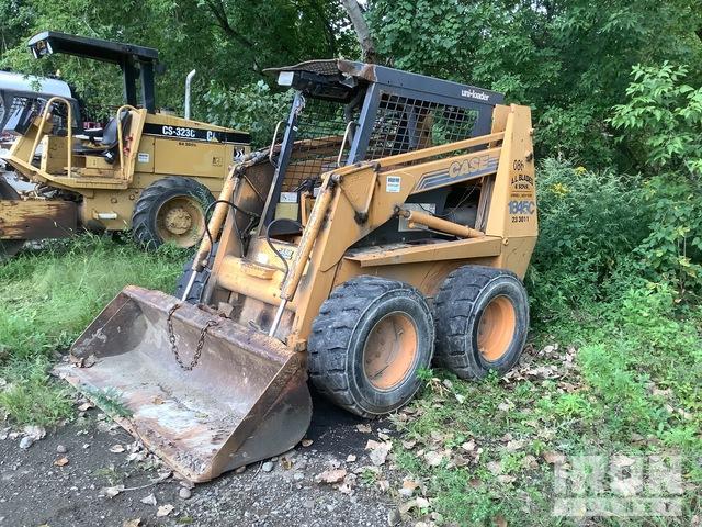 Case 1845C Skid Steer Loader, Parts/Stationary Construction-Other
